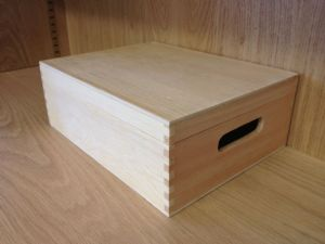 Wooden Boxes - 3 sizes